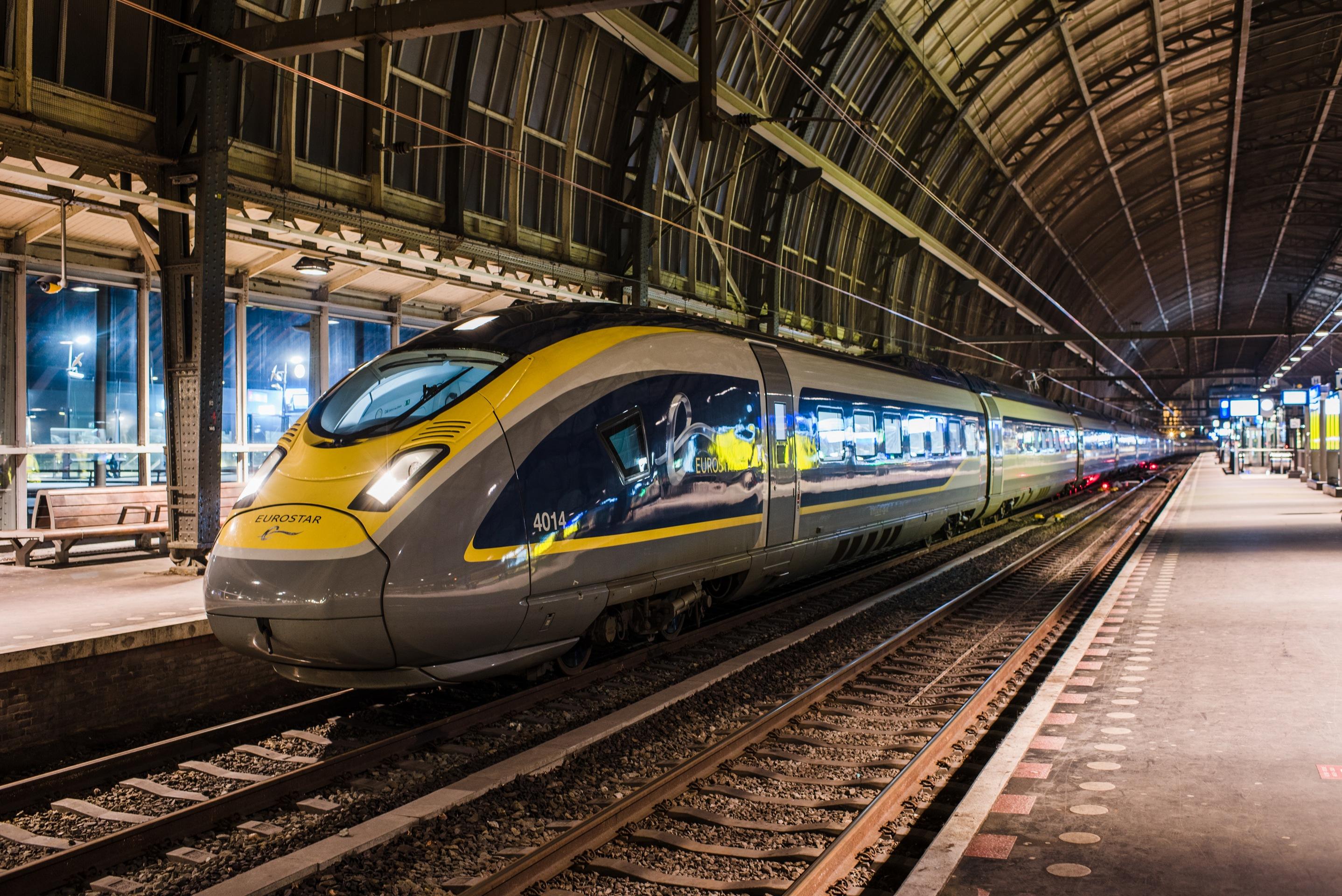dagje nederland met trein