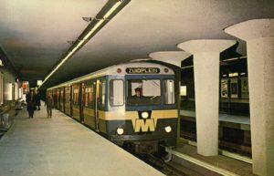 Terugblik: Zo begon de metro precies 50 jaar geleden