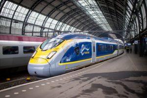 Eurostar Amsterdam – Londen verder vertraagd