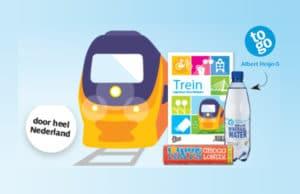 ETOS treinkaartje: Dagretour € 19,75