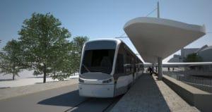 Tram Maastricht – Hasselt in 2024: In de spits staan