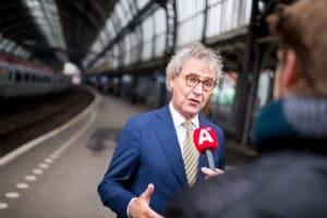 NS topman: Plan voor HSL-oost kan weer uit de kast