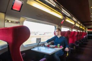 Milieudebat zorgt voor meer internationale treinreizen