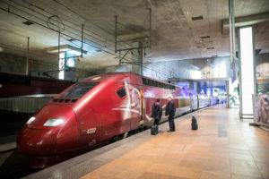 Thalys trekt 7,5 miljoen reizigers