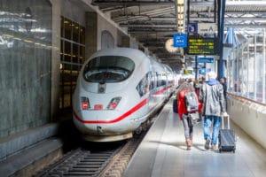 Internationale treinreizen duur? Dat hoeft niet. Hoe ver kom jij met € 150?