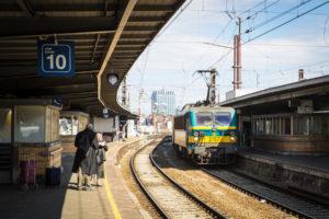Staking bij Belgische spoorwegen (NMBS) op zaterdag 17 augustus
