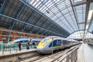 Eurostar viert (laatste) jubileum: 25 jaar