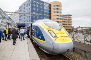 GroenLinks wil actieplan internationale trein