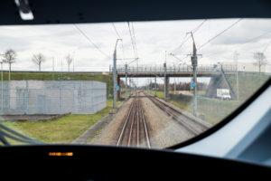 FNV dreigt met blokkeren zelfrijdende trein