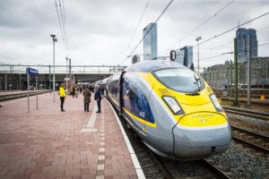 Eurostar: 250.000 reizigers op route Londen – Amsterdam