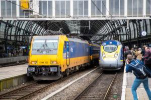 Problemen met Intercity Direct niet opgelost: 20% te laat