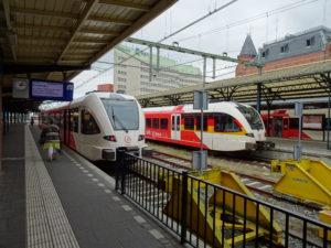 Provincie Groningen verwacht geen vertraging voor trein naar Leer