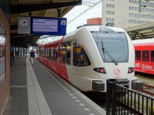Minder treinen door materieeltekort, vooral bij Arriva.