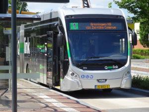 Qbuzz blijft ook na 2020 busvervoer in Groningen en Drenthe verzorgen