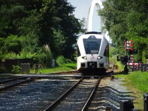 Arriva: CO2 uitstoot treinen jaarlijks 2% omlaag