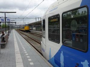 Werkzaamheden Zwolle afgerond: minder wissels en extra perron