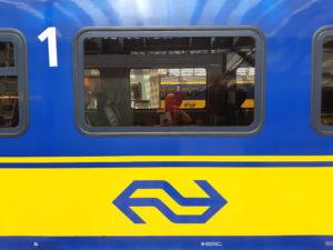 NS: Meer bedelaars in trein