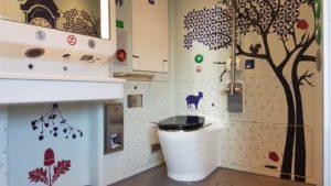 OV-loket: Zowel treinen als stations voorzien van toilet
