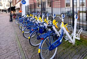 OV-fiets: 41% extra fietsen en 33% meer ritten