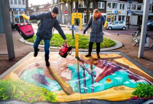 NS wil 200 gratis watertappunten en start in Alkmaar