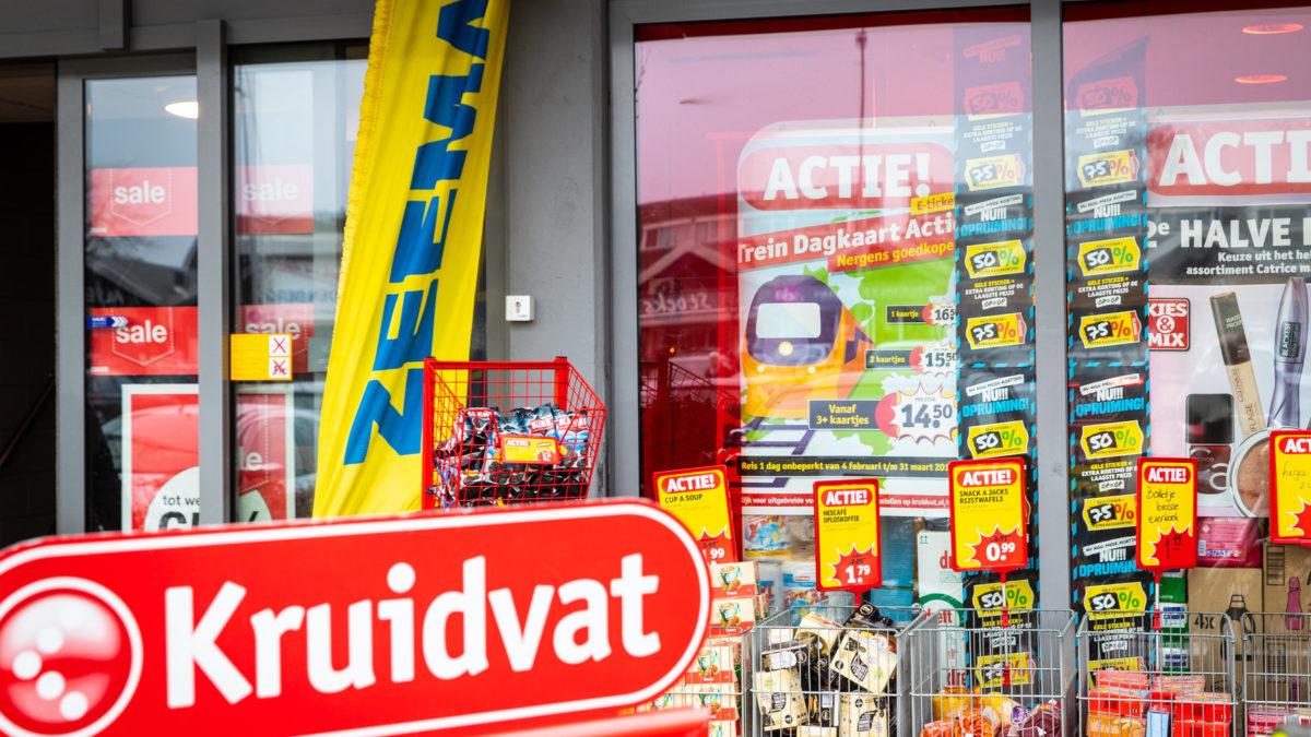 Kruidvat Treinkaartjes: € 14,50. Reizen tm 18 augustus 2019!