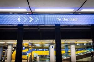 Vijf weekenden op rij geen treinen rond Amsterdam Zuid
