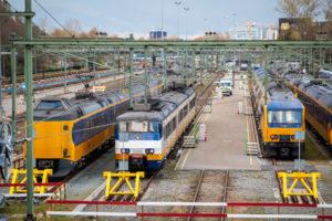 NS: dinsdag geen of zeer beperkt treinverkeer door staking.