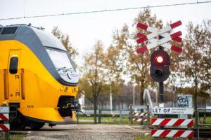 25 miljoen extra voor aanpak spoorwegovergangen