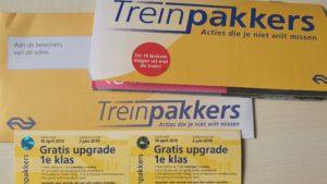 Treinpakkers: diverse voordelige treinkaartjes