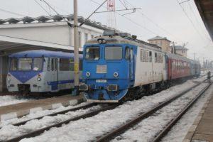Per trein door Roemenië: stokoude treinen steeds zeldzamer