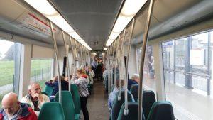 Hoekse Lijn officieel geopend: nu meer metro's