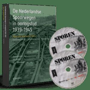 Boek: De Nederlandse Spoorwegen in oorlogstijd