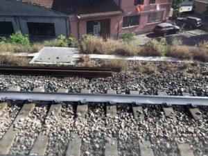 DB: proef witte rails tegen hitte veelbelovend