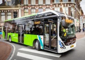 Groei aantal Zero-emissiebussen: +60% in 1 jaar