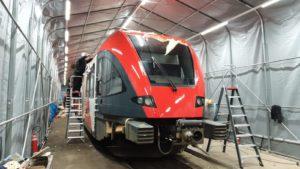 (Volle) Qbuzz treinen binnenkort in R-net huisstijl