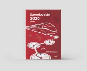Reserveer Spoorboekje 2020