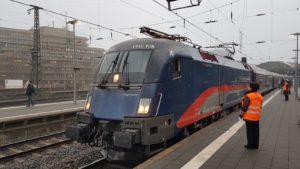 NS start zoektocht naar locomotieven voor Nightjet (en IC Berlijn)