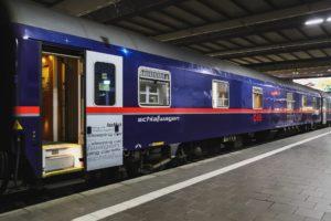 Introductie nachttrein Amsterdam – Wenen / Innsbruck uitgesteld