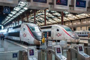 TGV ontspoort bij Straatsburg