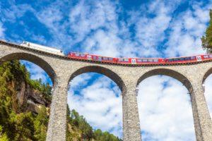 Landwasserviaduct: een spectaculaire belevenis