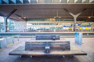 Oproep NS vindt gehoor: Weinig treinreizigers op Koningsdag