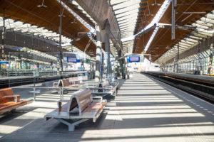 NS peilt of reizigers zich vooraf willen aanmelden voor de trein