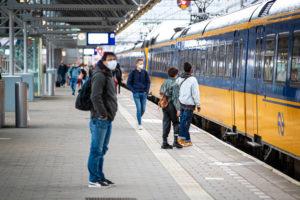 NS mist reizigers: afname van 55% in 2020