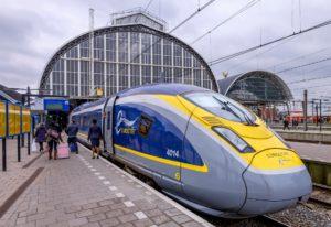 KLM, NS, Schiphol: 'Concrete' actieagenda voor internationale trein