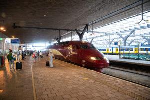 Thalys gaat (in 2024) verder als Eurostar