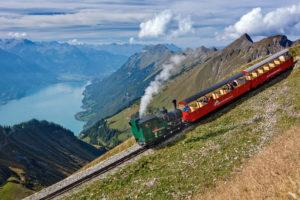 Mooiste treinreizen in Zwitserland: 15x genieten