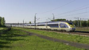 Eurostar gered met 290 miljoen euro