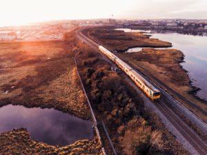 Overal in Europa minder treinreizigers: van -73% in Ierland tot -18% in Bulgarije