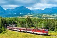 Treinrondreis Slowakije