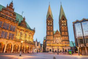 Stedentrip Bremen per trein: 3-daagse reis vanaf € 143 pp